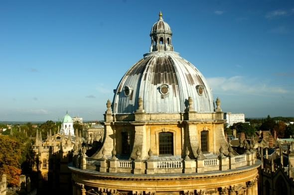 Radcliffe Camera 3